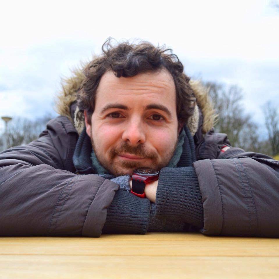 Jorge Blasco Alís bio photo